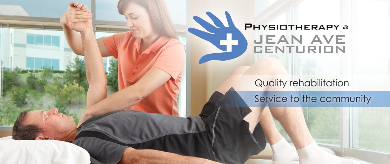 Physiotherapy @ Jean Ave, Centurion