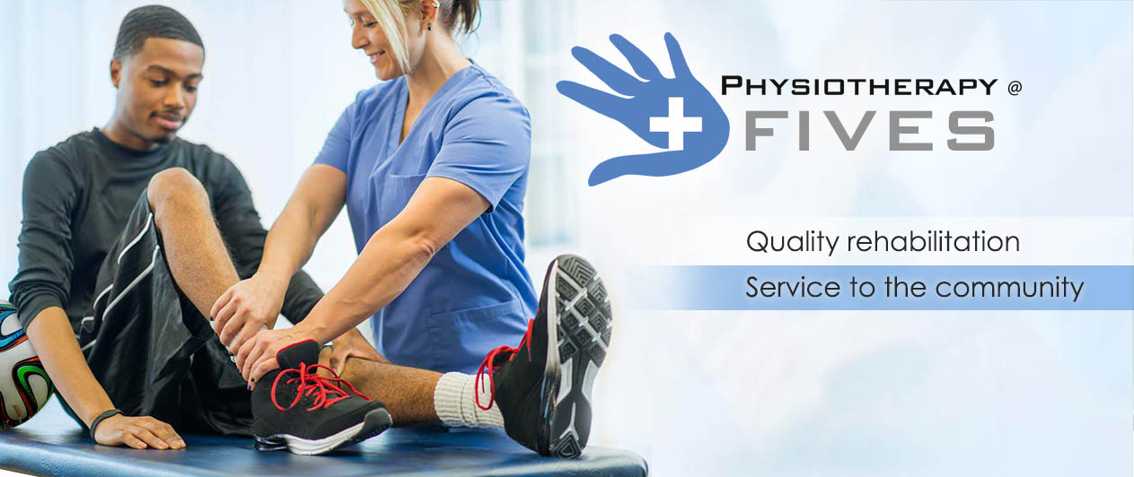 Physiotherapy @ Fives Futbol