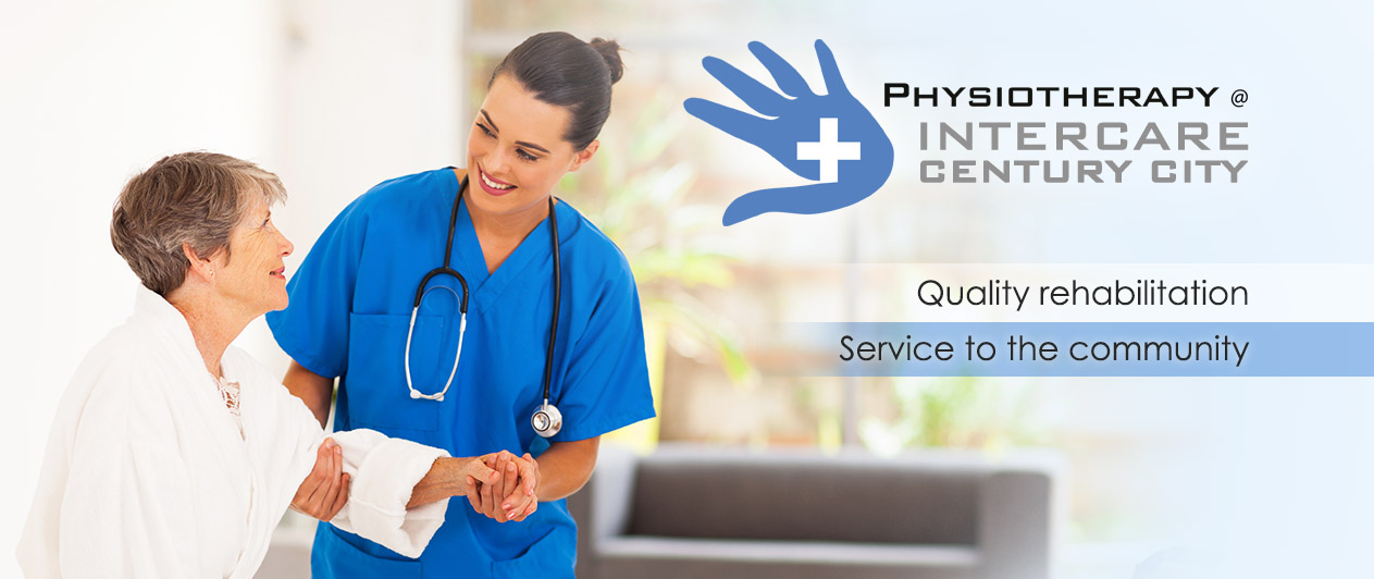 Physiotherapy @ Intercare Century City