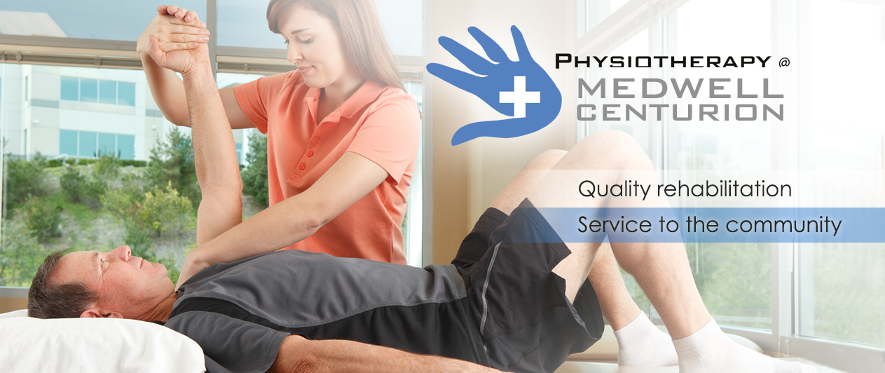Physiotherapy @ Medwell SA, Centurion