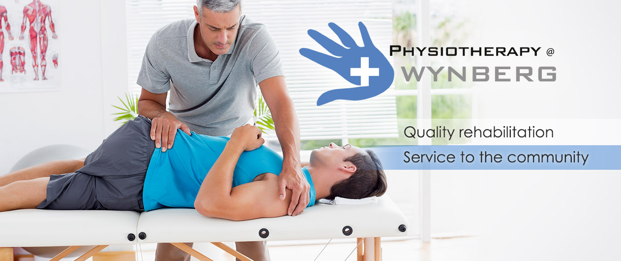 Physiotherapy @ Wynberg - Dr Ranchod