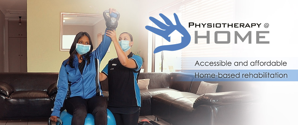 Physiotherapy @ Home - Home-based physical rehabilitation services in South Africa