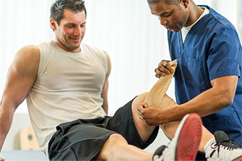 Physiotherapy at Sport